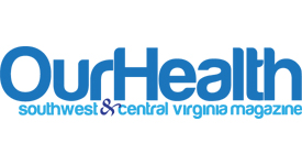 Our Health Logo Scroll